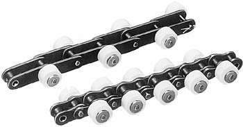 Figure 5.10 Outboard Roller Chain with Side Rollers