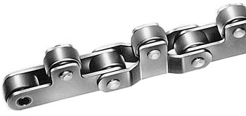Figure 5.12 Outboard Roller Chain with Top Rollers