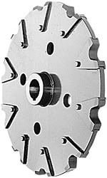 Figure 6.12 Detachable-Tooth Sprocket