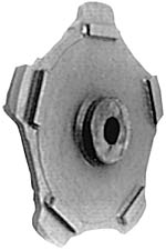 Figure 6.24 Sprocket with Outer Plate Support Piece